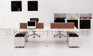 Modern General Use Space-Saved Big-Discount Office Workstation Dividers Table (SZ-WS604) pictures & photos