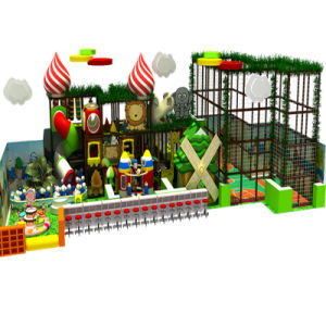 Funny Forest Style Indoor Safe Playground for Children pictures & photos