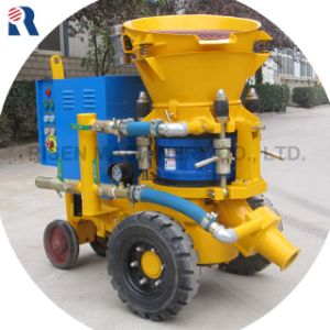 High Efficiency Shotcrete Machine with Electric Driven (PZ-3, electric) pictures & photos
