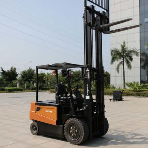 Marshell Brand 3t Electric Heavy Forklift Truck for Sale (CPD30) pictures & photos