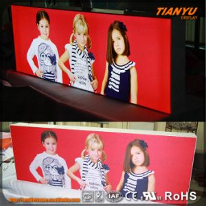 Modular Edgelight Slim LED Display for Trade Show pictures & photos