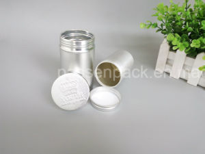 Matte Silver Metal Gift Packing Can (PPC-AC-025) pictures & photos