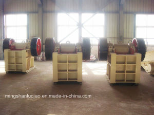 Jaw Crusher, Stone Crusher, Rock Crusher (PE400*600)