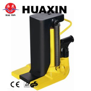 Steel Frame Portable Size 50 Ton Hydraulic Toe Jack pictures & photos