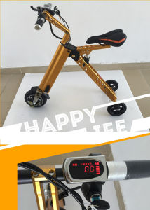 Hot Selling Mini Portable Commuting Electric Bike pictures & photos