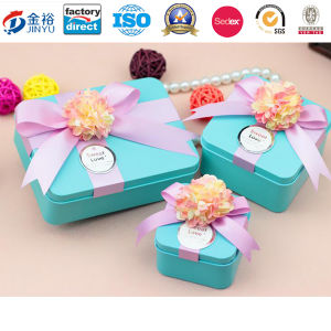 Custom Shaped Wedding Favor Box for Wedding Candy pictures & photos