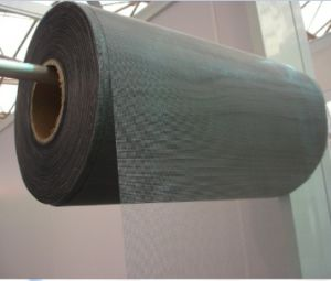 Fiberglass&Polyester Pleated Mesh for Pleated System pictures & photos