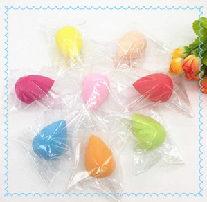 Wholesale Non-Latex Cosmetics Colorful Make up Sponge pictures & photos