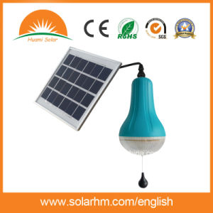 (HM-SL3W) 3W Solar Lamp with Solar Panel Charging for Home pictures & photos