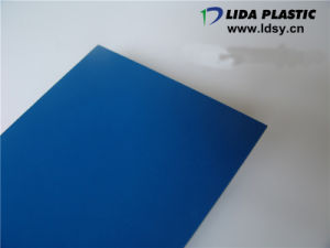 PVC Grey Sheet (RAL 7032) pictures & photos