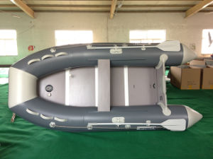 PVC Fishing Inflatable Boat 360 pictures & photos