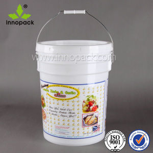 5 Gallon Heavy Duty Plastic Bucket Pail for Sale pictures & photos