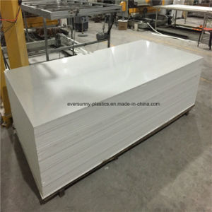 20mm Thickness White PVC Foam Sheet / PVC Foam Board for Bathroom Kitchen Cabinet pictures & photos
