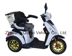 Large Watt 3 Wheel Electric Mobility Scooter/E-Scooter with Lead Acid Battery (ST096) pictures & photos
