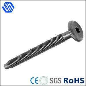 Custom High Strength Steel Hilti Bolt Black Hex Socket Round Head Bolt Screw pictures & photos