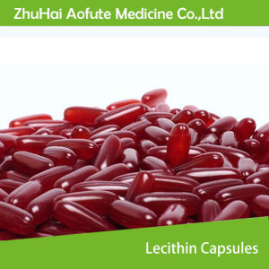 Lecithin Capsules pictures & photos