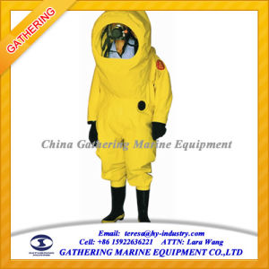CCS Certified Chemical Protective Suit Supplier pictures & photos