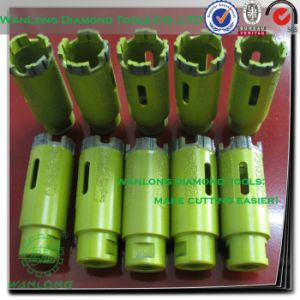 Diamond Core Drill Bit for Granite-Best Drill Bit for Stone Drilling and Milling pictures & photos