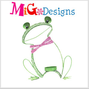 Decorative Lovely Frog Wrought Iron Metal Candle Holder pictures & photos