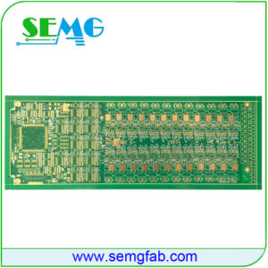 12 Stratification Gold Plate PCB pictures & photos