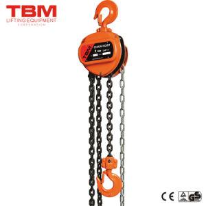 Tbm Hoist, Manual Hoist 1 Ton, Car Hoist, Lifting Hand Tools, Chain Hoist 5 Ton pictures & photos
