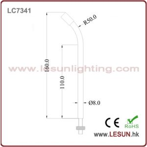 High Quality 1W LED Jewelry Standing Spotlight/Display Lighting LC7341 pictures & photos