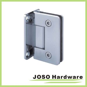 180 Degree Glass to Glass Brass Mount Shower Hinge Bh1002 pictures & photos