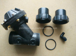 2 Inch Y Pattern Pneumatic Diaphragm Valve Dn50 pictures & photos