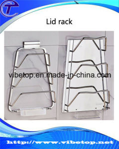 New Kitchen Pan Lid Storage Rack (KH-V10) pictures & photos