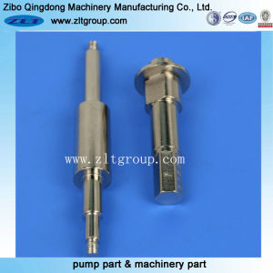 CNC Machining Steel Shaft Motor Shaft pictures & photos