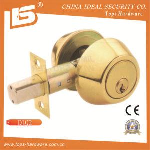 Stainless Steel Knob Door Lock Deadbolt (WSD102AB ET) pictures & photos