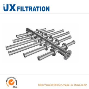 Flange Connection Wedge Wire Lateral pictures & photos