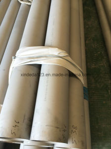 Stainless Steel Seamless Hollow Tube and Pipe pictures & photos