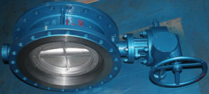 Ductile Iron Double Eccentric Butterfly Valve pictures & photos
