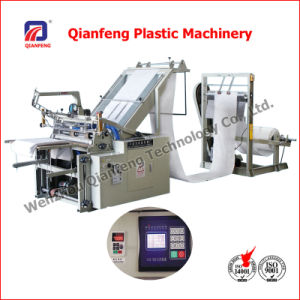 PP Woven Bag Automatic Heat Cutting Machine/ Cutter Manufactory pictures & photos