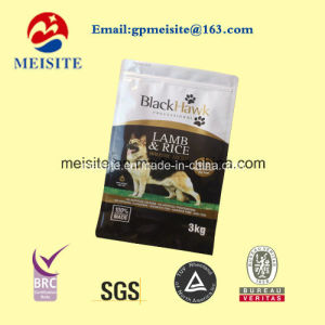 Customized Free Sample Stand up Zip Lock Pet Food Bag pictures & photos
