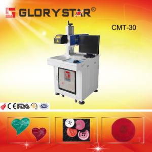 China Glorystar Co2 Metal Tube Laser Marking Machine For