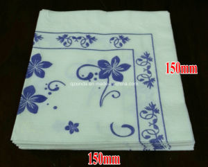 Full Automatic Folding Colored Printing Napkin Paper Machine 2 Layers pictures & photos