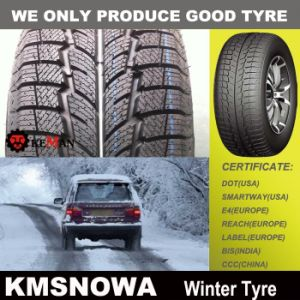 Snow Compact Car Tyre Kmsnowa (195/60R15 205/60R15 205/60R16) pictures & photos