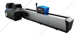 CNC Horizontal Strong Deep Hole Honing Machine (HMT3500) pictures & photos