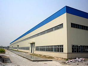 Prefabricated Light Steel Structural Workshop pictures & photos