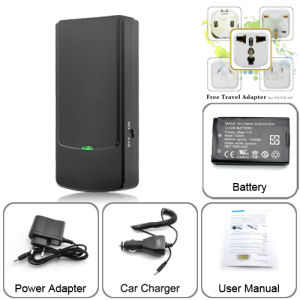 Mini 3G Wireless Cellphone Signal Blocker Jammer pictures & photos