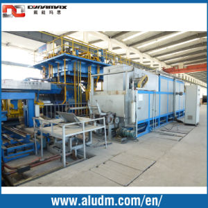 Quite and Qualified Magnesium Electrical Billet Heating Furnace in Aluminum Extrusion Machine pictures & photos