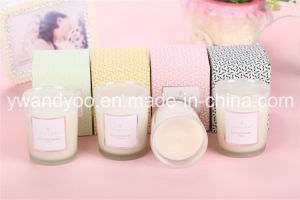 Natural Soy Scented Candle in Box pictures & photos