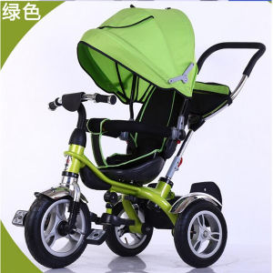 2016 New Luxury Baby Stroller Tricycle pictures & photos