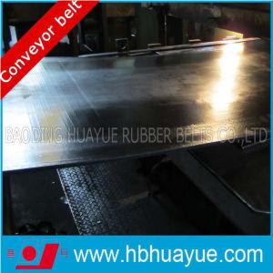 Cotton Canvas Black Rubber Conveyor Belt pictures & photos