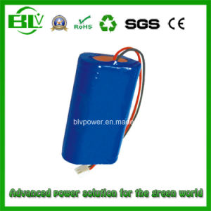 Gas Leak Detection Battery 3.7V 4.4ah Lithium Battery pictures & photos