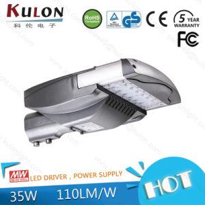 35W 135lm/W Ce UL Certification LED Street Light