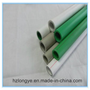 PPR Plastic Water Pipe (PN2.5) for Hot-Cooling Water Supplying pictures & photos