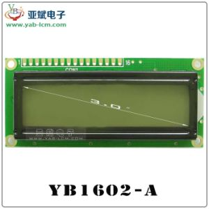 Yb1602A Characters DOT Matrix Screen, LCD Display Module